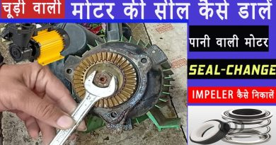 Mechanical Seal Water Pump Seal Replacement