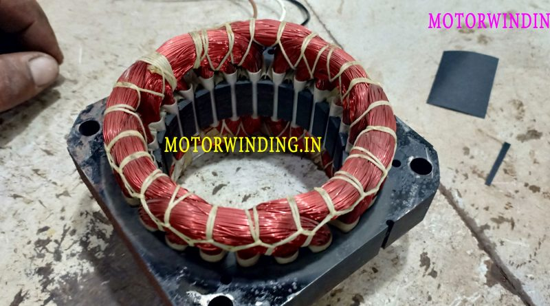 3 phase motor winding connection MOTORWINDING.IN