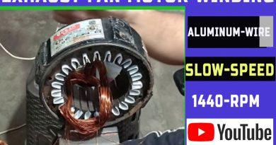 18 inch exhaust fan winding with aluminum wire,aluminum wire winding,exhuast fan winding apuminumtaar se,motor winding.in