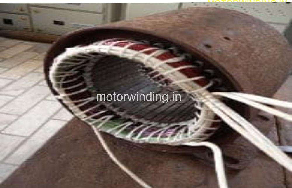1Hp Single Phase Induction Motor Winding  1 Hp Electric Motor  Electric Motor Ac Motor by Technical Topic.1 Hp 1440 Rpm 36 Slot.