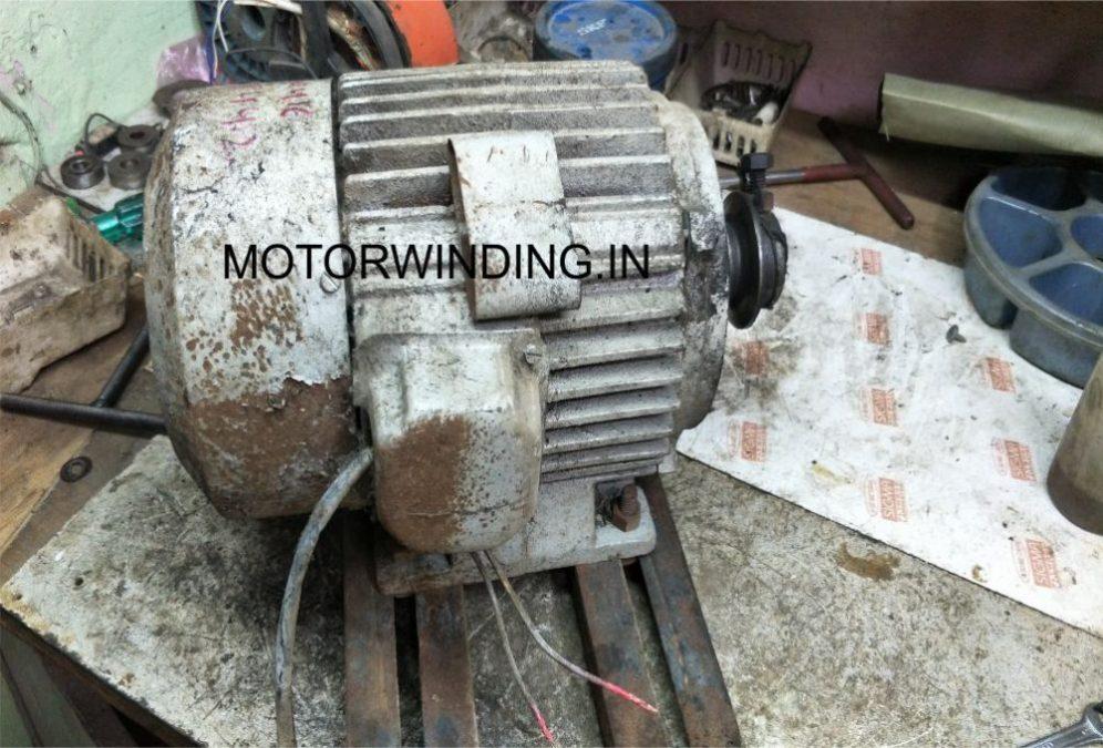 1Hp Single Phase Induction Motor Winding |1 Hp Electric Motor |Electric Motor|Ac Motor by Technical Topic.1 Hp 1440 Rpm 36 Slot.