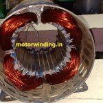 2Hp Crompton Greaves Induction Motor Winding|32 Slot Electric Motor|Crompton Greaves Ac motor Winding Data.