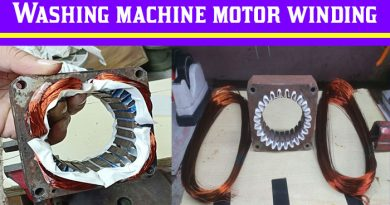 Washing Machine Winding |Washing Machine Motor Price